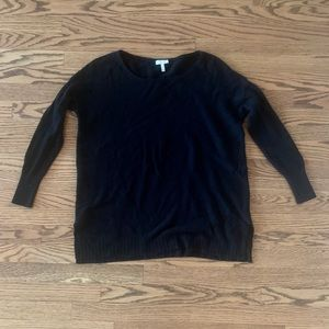 Black Joie Sweater